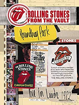 The Rolling Stones - From The Vault  Roundhay Park Leeds 1982