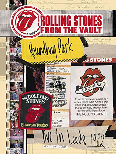 The Rolling Stones - From The Vault: Roundhay Park Leeds 198