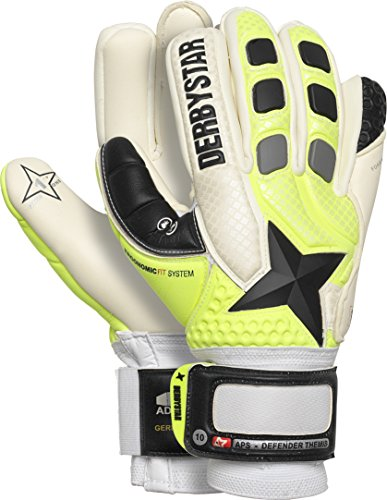 Derbystar APS Defender Themis, 11, weiß gelb schwarz, 2670110000