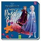 Die Eiskönigin 2 - Mein Puzzlebuch: 5 Puzzles mit je 12 Teilen
