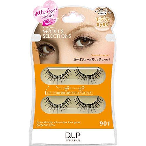 D.U.P Eyelashes Model Eyes 903 [Badartikel]