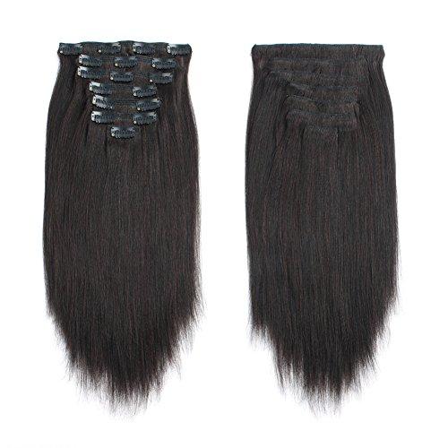 Coarse yaki weave hair _image4