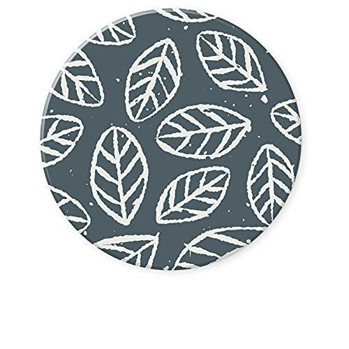 CNYG Posavasos reutilizable para taza redonda para el hogar, restaurante, oficina y bar C02, 10,3 x 10,3 x 0,8 cm