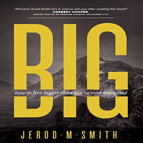 Big audiobook cover art