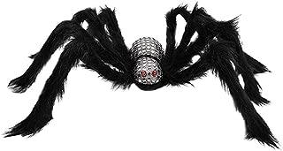 🌹Jonerytime🌹Halloween Simulation Plush Spider Horror Prop Decorations