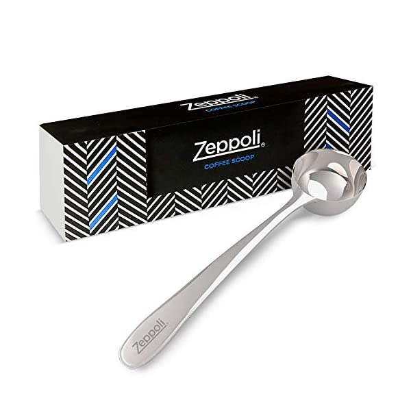 Zeppoli Coffee Scoop