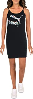PUMA Women's Downtown Sleeveless Dress, Black
