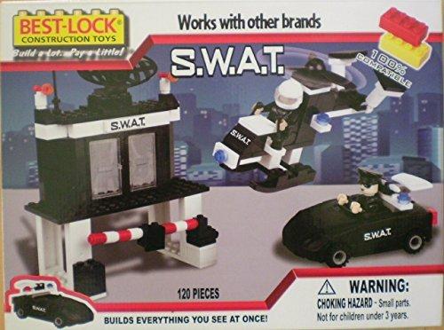 Best-Lock - Best-Lock Construction Toys S.W.A.T.