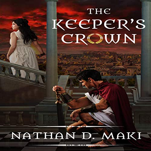 The Keeper's Crown audiobook cover art