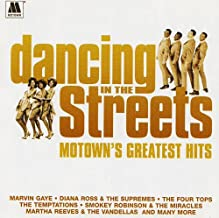 Dancing In The Streets - Motown's Greatest Hits