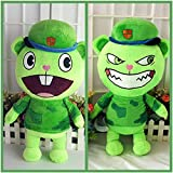 N/P Happy Tree Friends Plush Dolls Anime Flippy Plush Toys Soft Pillow for Gifts