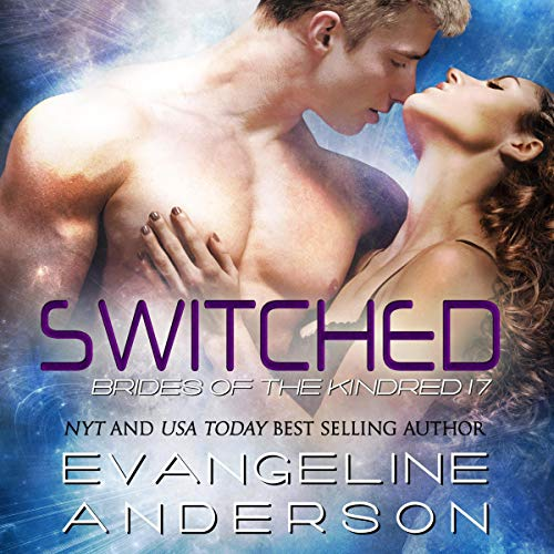 Switched: Alien Sci-fi BBW Romance audiobook cover art