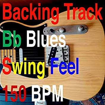 Backing Track Bb Blues Swing Feel