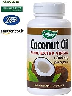 Coconut Oil Capsules 120 Capsules