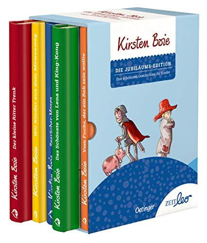 Kirsten Boie. Die Jubiläums-Edition: Ihre schönsten Geschichten für Kinder