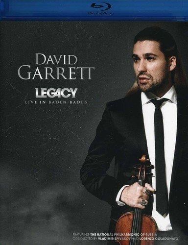 David Garrett: Legacy: Live in Baden [Blu-Ray]
