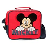 Disney Neceser Happy Mickey Adaptable con Bandolera
