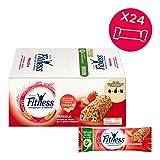 Zoom IMG-2 fitness fragola barretta di cereali