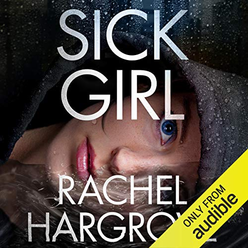 Sick Girl audiobook cover art
