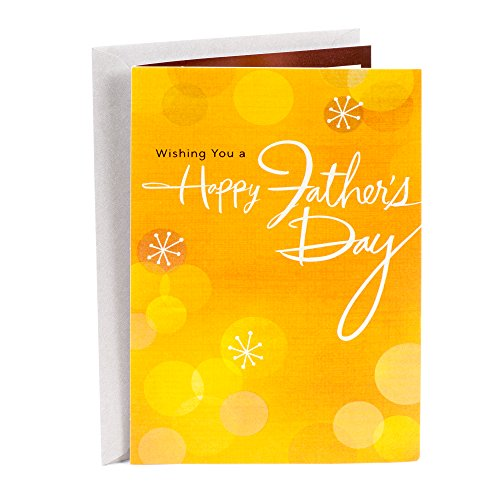 Hallmark Father's Day Card (Happy Father's Day Wishes)