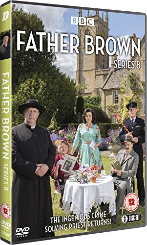 Father Brown - Series 8 [DVD]