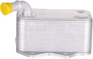 ECCPP Engine Oil Cooler Fit for 2006-2008 Audi A3, 2005-2009 Audi A4, 2005-2009 Audi A4 Quattro, 2008-2009 Audi TT, 2007-2009 Volkswagen Eos 06D117021C Oil Cooler