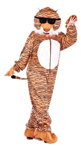 Costume de Tigre en fourrure synthétique