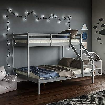 Vida Designs Sydney Triple Bunk Beds