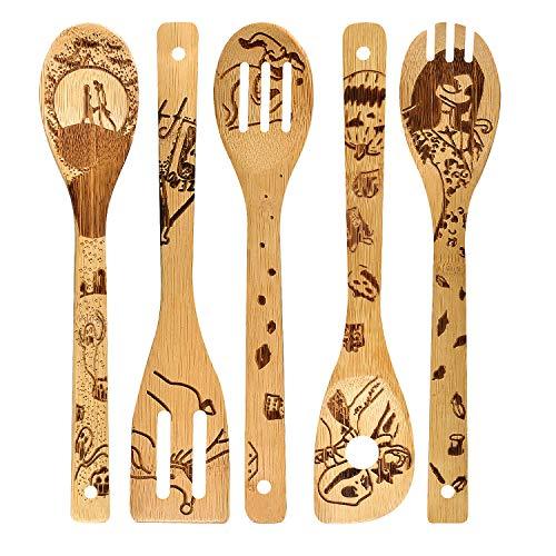 Nightmare Wooden Spoons Set