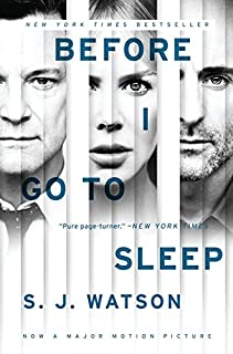 Before I Go To Sleep Movie Tie-in Edition: A Novel