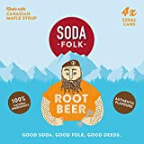 Cerveza de raíz popular de soda 330ml