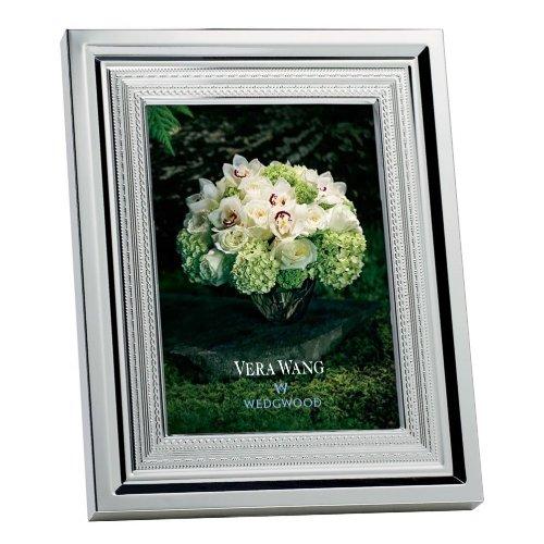 Vera Wang Cornice Foto Wedgwood Placcata Argento 8x10 - Il Perfetto Regalo di Matrimonio