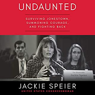 Undaunted audiobook cover art