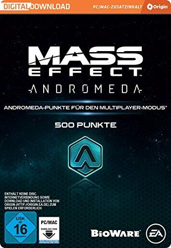 Mass Effect: Andromeda - 500 Points [PC Code - Origin]