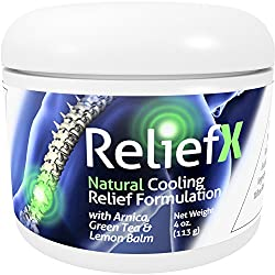 Pain Relief Cream with Arnica by ReliefX