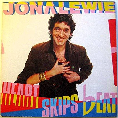 Jona Lewie - Heart Skips Beat - Teldec - 6.24988 AO, Teldec - 6.24 988, Stiff Records - SEEZ 40