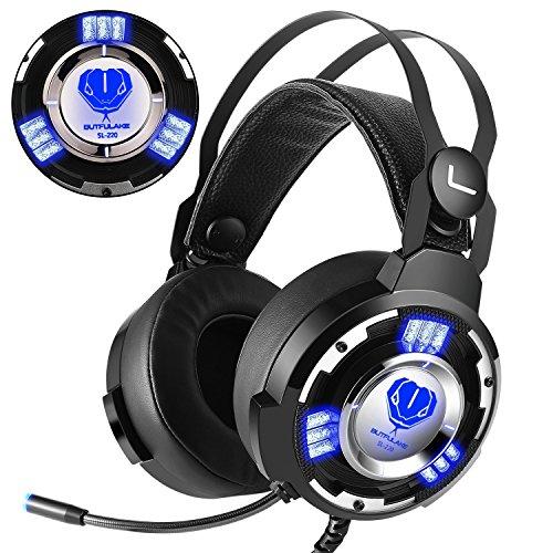 Auriculares Gamer Greatever SL-220 RGB