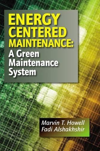 Howell, M: Energy Centered Maintenance