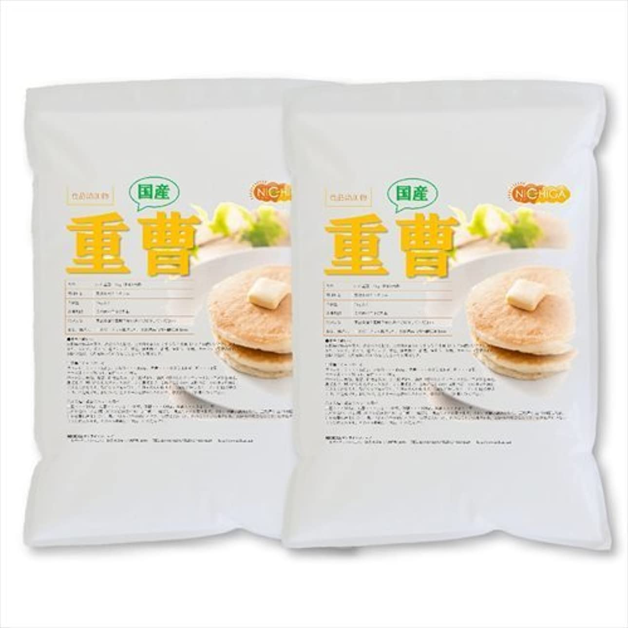 詐欺液化するロータリーAGC製 重曹5kg×2袋(炭酸水素ナトリウム)[02] 食品添加物(食品用)国産重曹 NICHIGA(ニチガ)