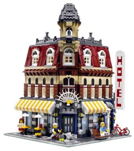 Lego 10182 Cafe´ Corner