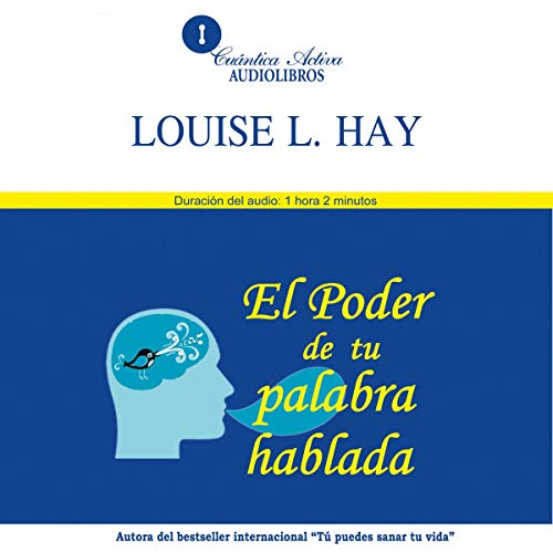 El poder de tu palabra hablada [The Power of Your Spoken Word] copertina