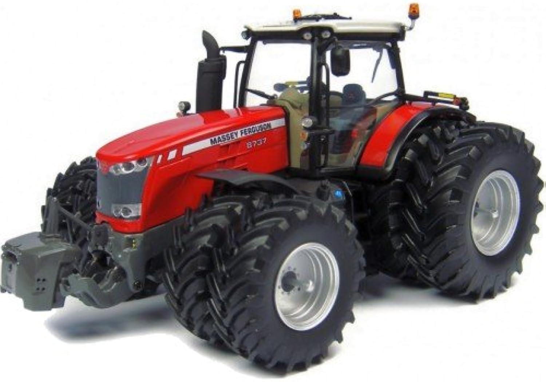exclusivo Massey Ferguson Ferguson Ferguson 8737 Tractor con doble Ruedas  ventas de salida