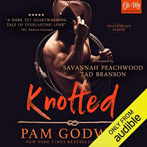 Knotted cover art