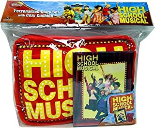 Disney's High School Musical Pillow with Diary in
