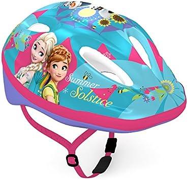 51IudznfKLL. AC SY355  - Disney Kinder-Fahrradhelm, verschiedene Designs: Cars / Mickey und Minnie / Winnie Pooh / Prinzessin