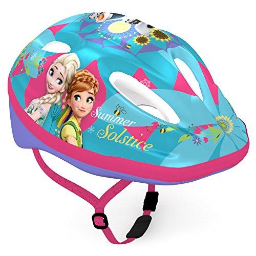 Frozen Mädchen Fahrradhelm, lila, S