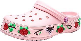 Jiyaru Clogs Garden Shoes Sandals Classic Nursing Slippers Chef Shoe for Women Men