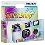 Fujifilm QuickSnap Fotocamera Usa e Getta con Flash...