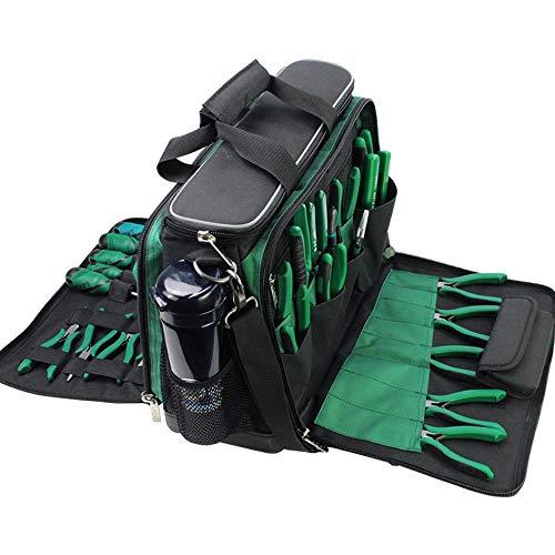 LLine Multifunctionele toolkit Onderhoudstas After-sales schoudertas grote dikke canvas Oxford stoffen elektrische tassen