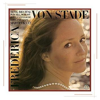 Frederica Von Stade Song Recital